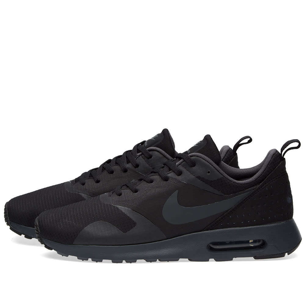low priced 41fe4 21360 Nike Air Max Tavas. Black   Anthracite