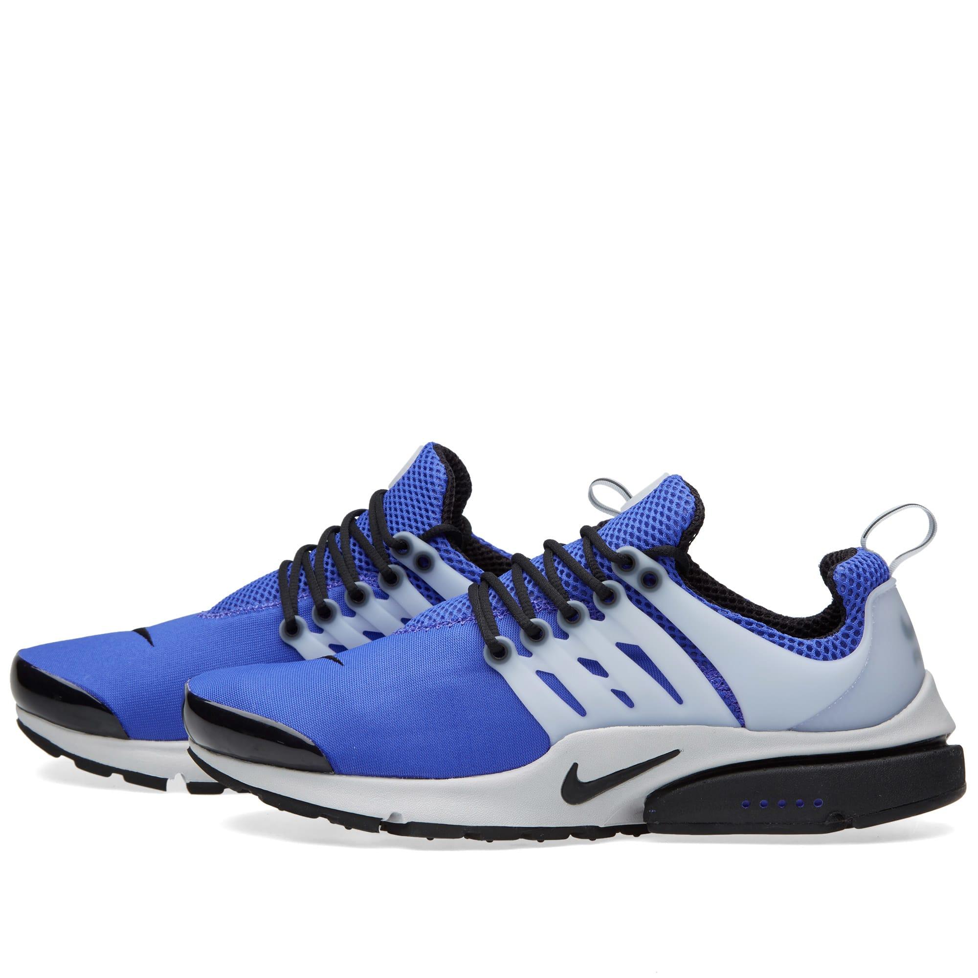 size 40 54d09 af45f Nike Air Presto Persian Violet, Black & White | END.