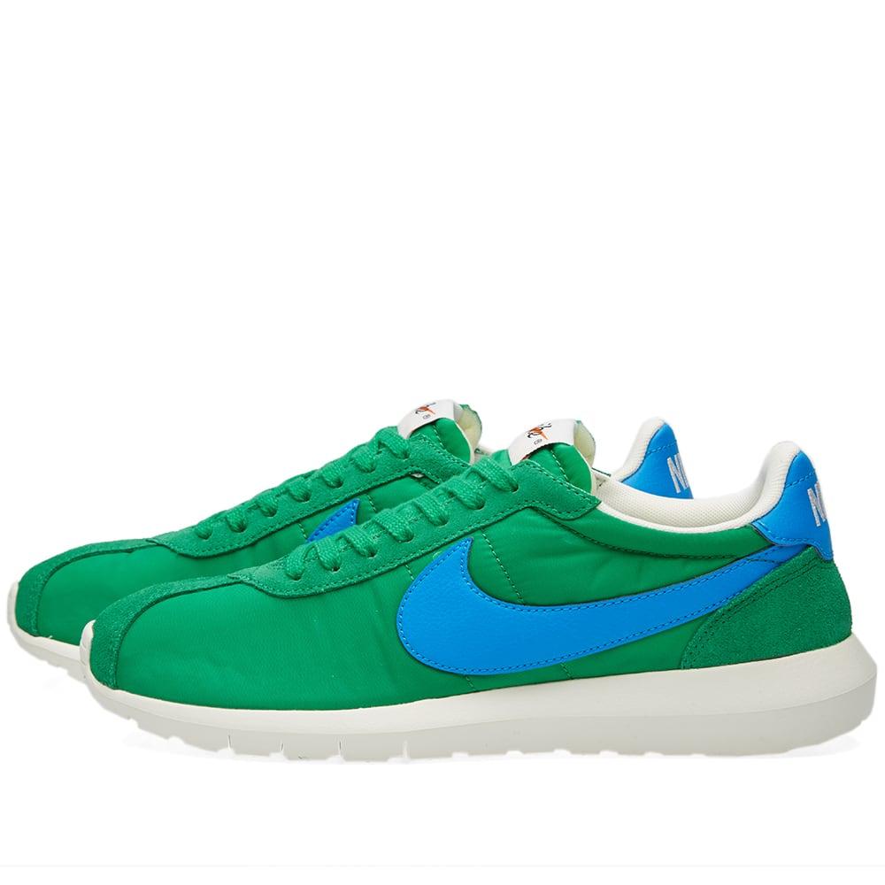 detailed look d92e8 6eb94 Nike Roshe LD-1000 Lucky Green   Photo Blue   END.