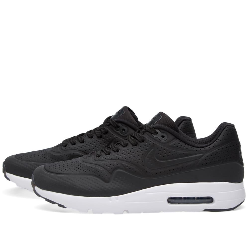 sports shoes d865d 70c04 Nike Air Max 1 Ultra Moire Black   White   END.