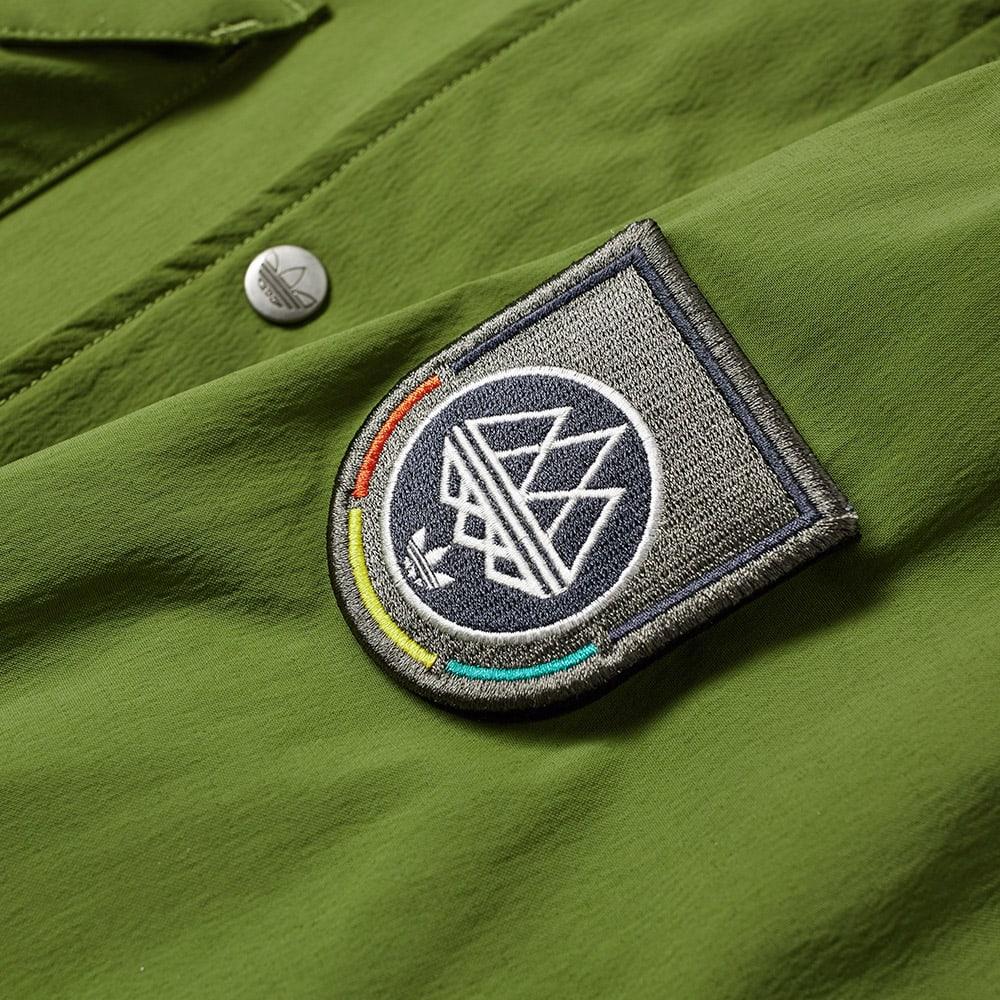 adidas Originals Spezial Haslingden II SPZL Craft Green