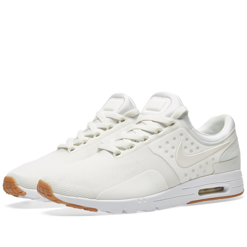 info for bf92e 07139 Nike W Air Max Zero Sail   Gum   END.