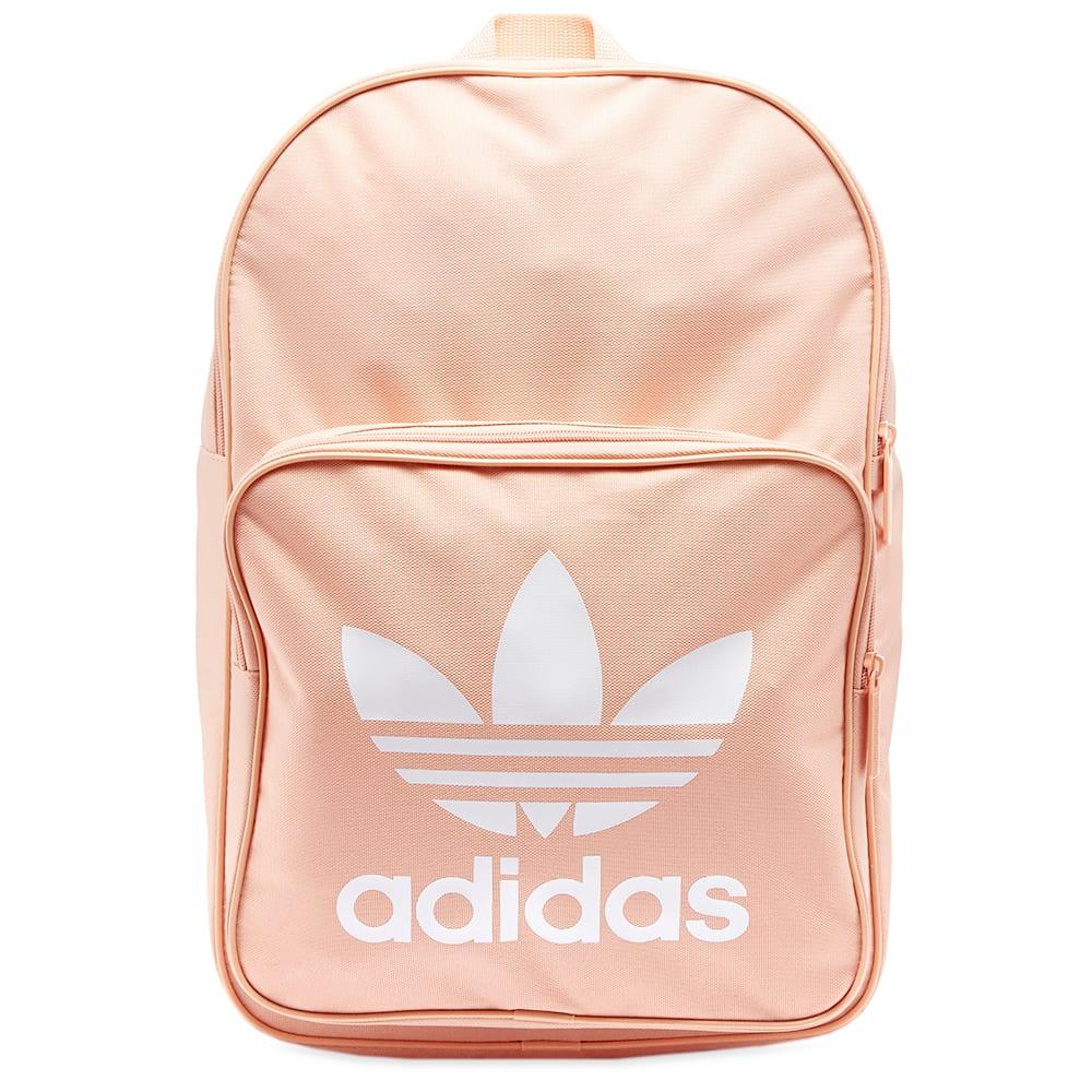 a7dda30aa Adidas Trefoil Backpack Dust Pink   END.