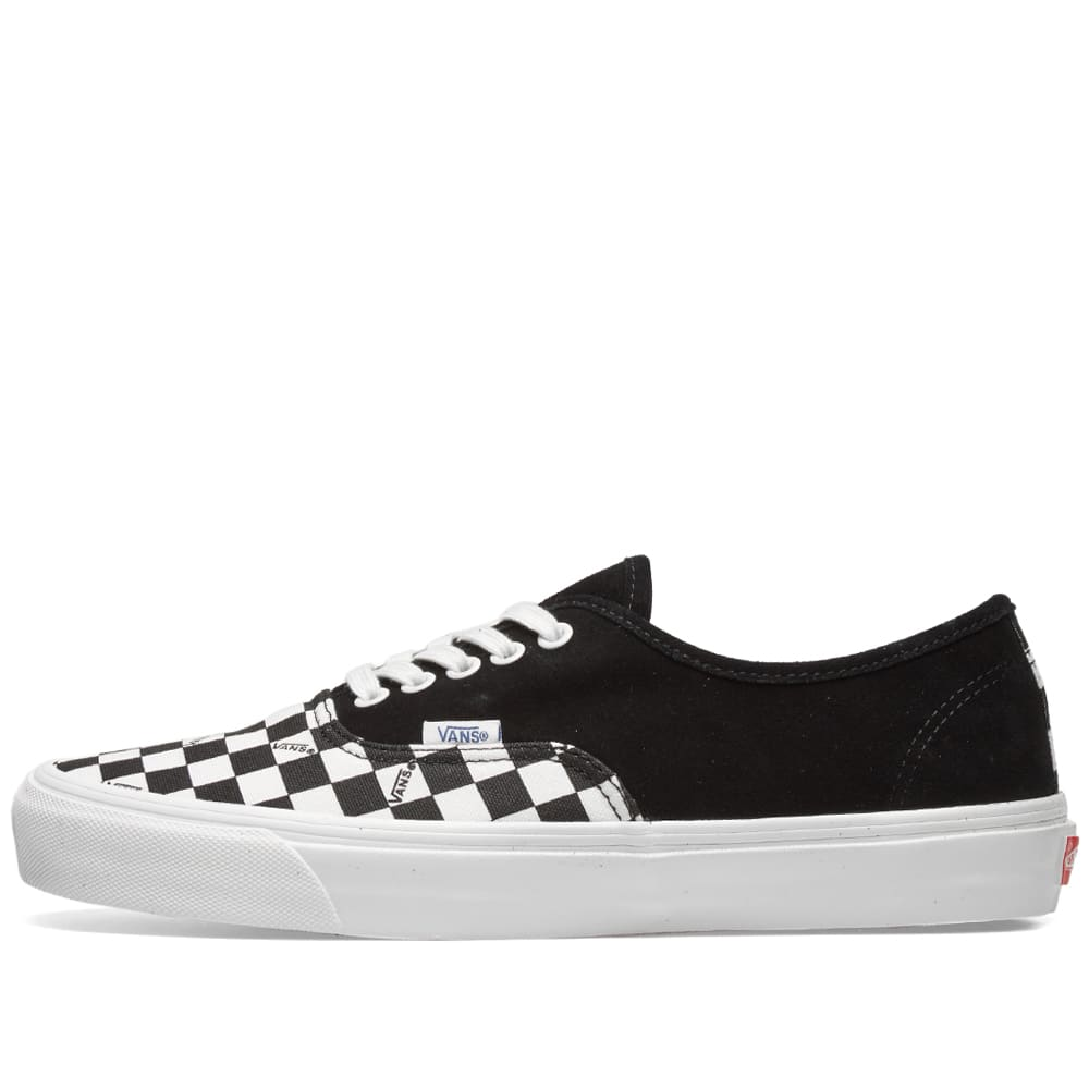 Womens OG Authentic LX Checkerboard