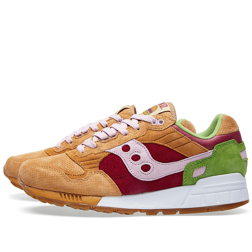 Saucony Collaborations 2017