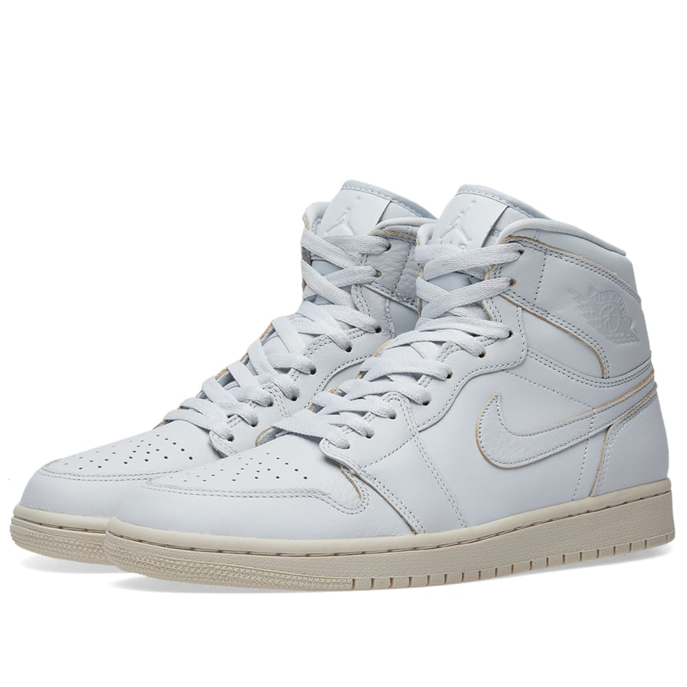c131fe34caa7 Air Jordan 1 Retro High Premium Pure Platinum   Desert Sand