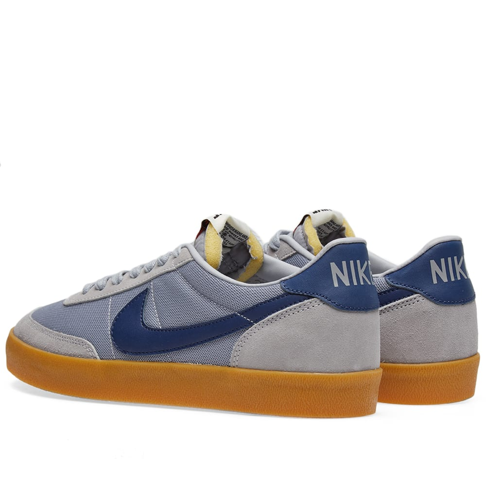 Nike Killshot Wolf Grey, Navy, Gum