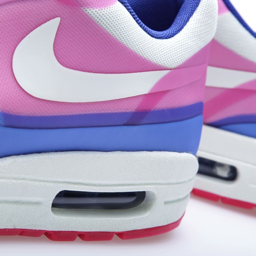 reputable site dd644 66b63 Nike Air Max 1 Hyperfuse PRM Sail   Pink Force   END.