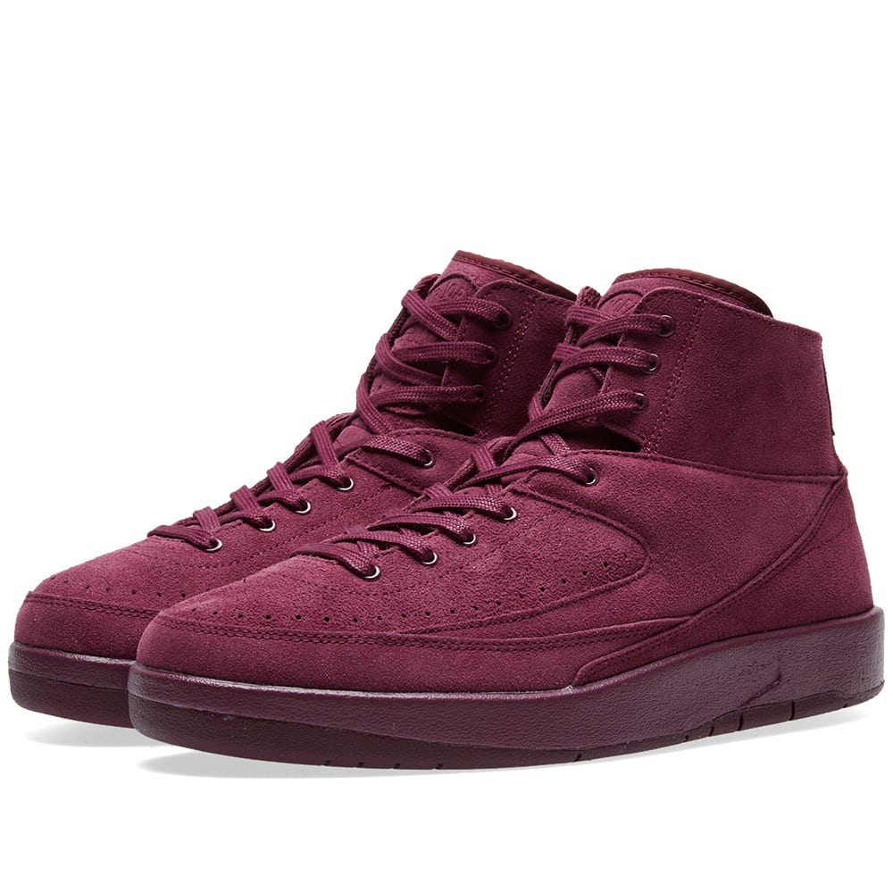 8862a8e1a5d4 Nike Air Jordan 2 Retro Decon Bordeaux