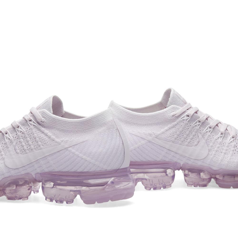 0a1462de80c Nike W Air Vapormax Flyknit Light Violet   White