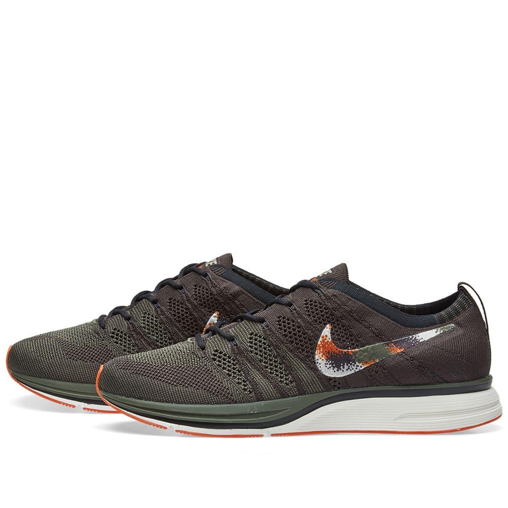 91d7bed2e8983 Nike Flyknit Trainer Velvet Brown