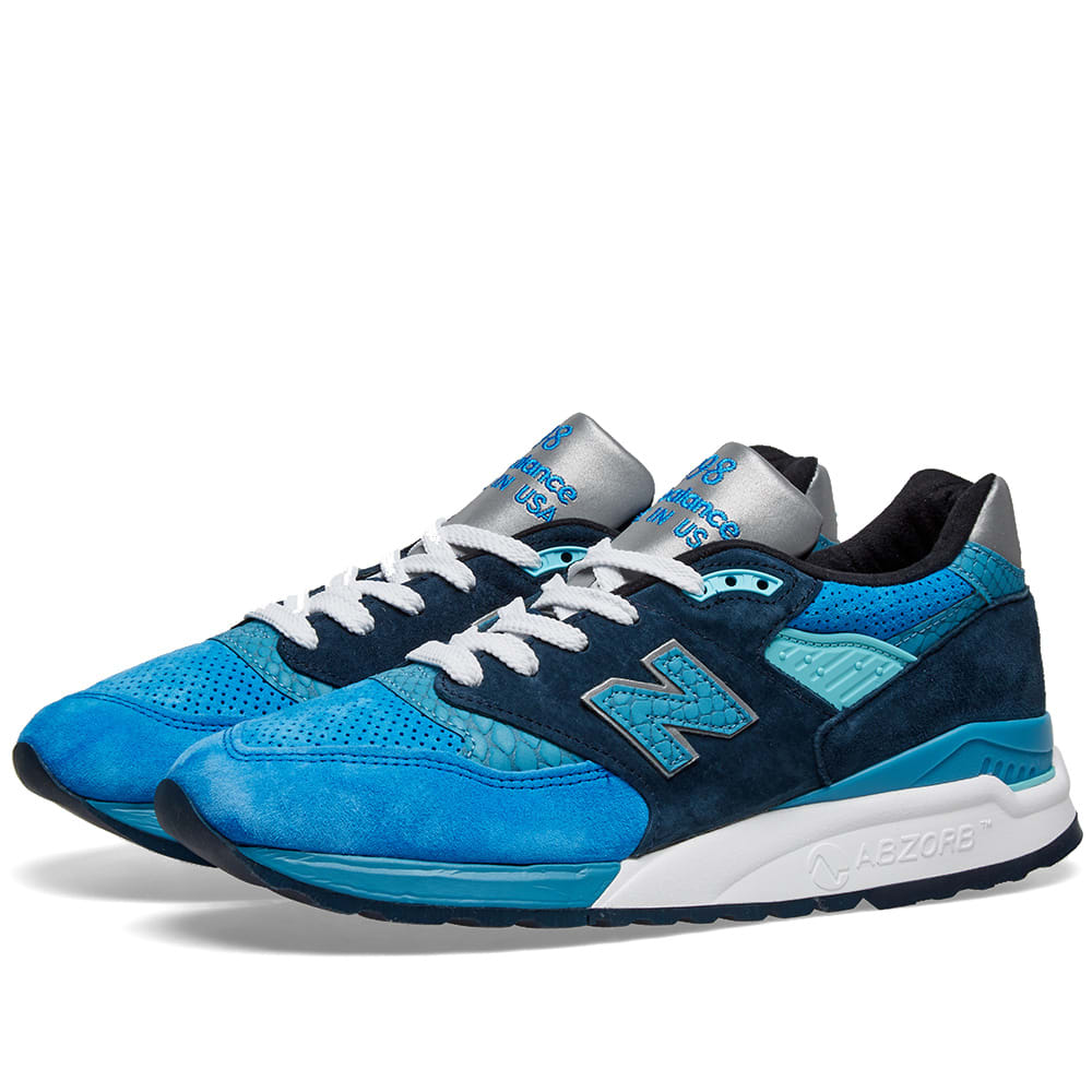 New Balance Suedes New Balance M998NE 'Fishing' - Made in the USA