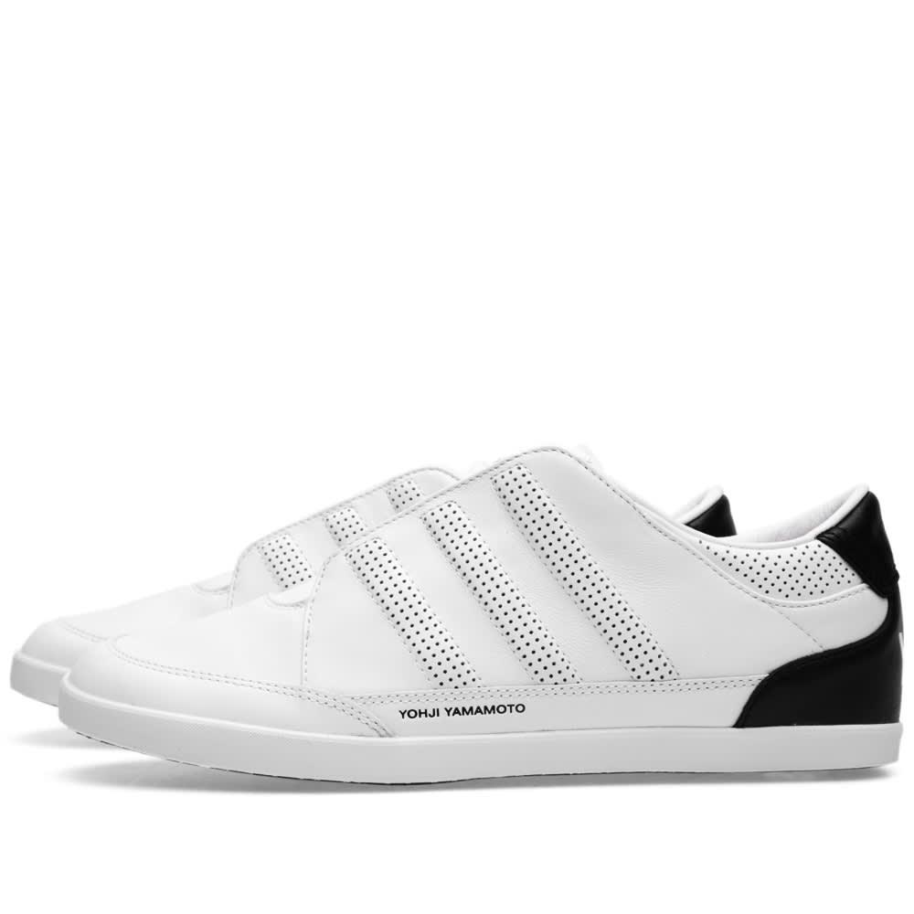 6a0bfc301ae04 Y-3 Honja Classic II White   Black