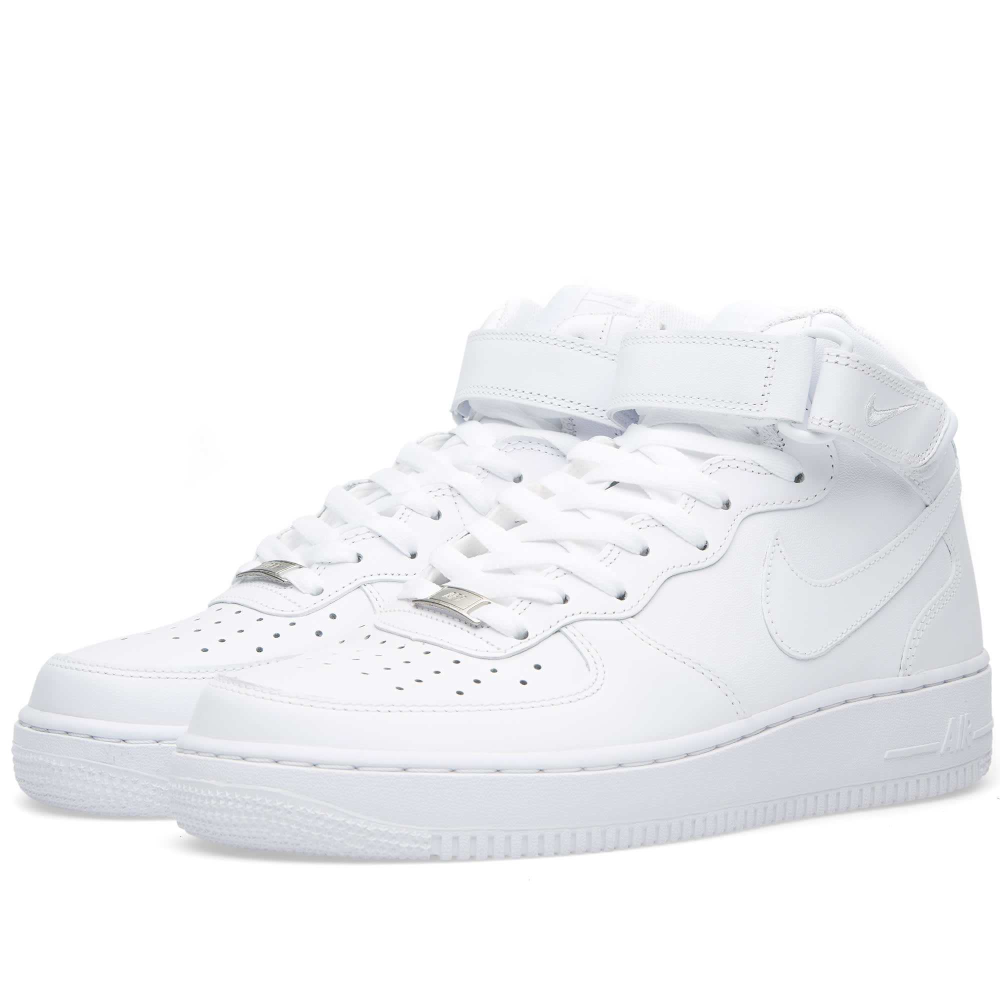 nike air force 1 mid 39 07 white. Black Bedroom Furniture Sets. Home Design Ideas