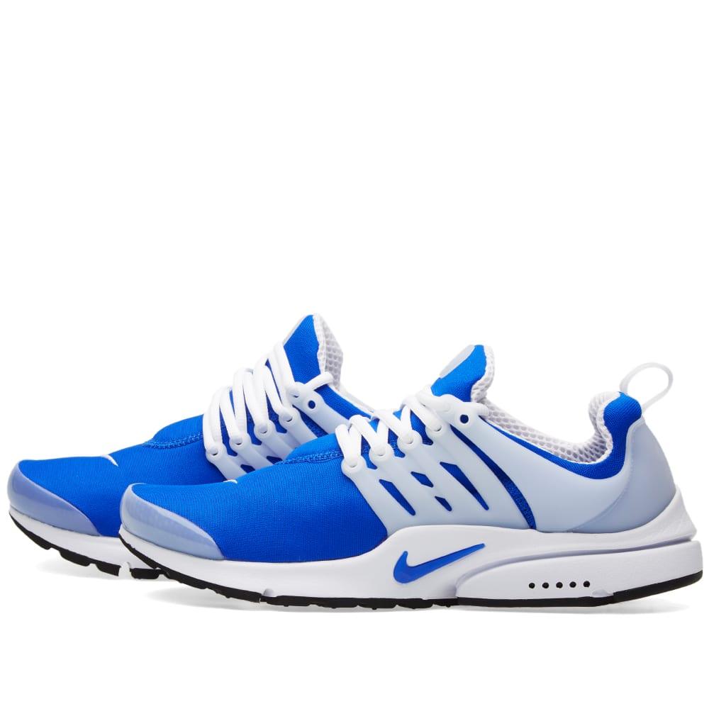 Nike Air Presto Racer Blue, White