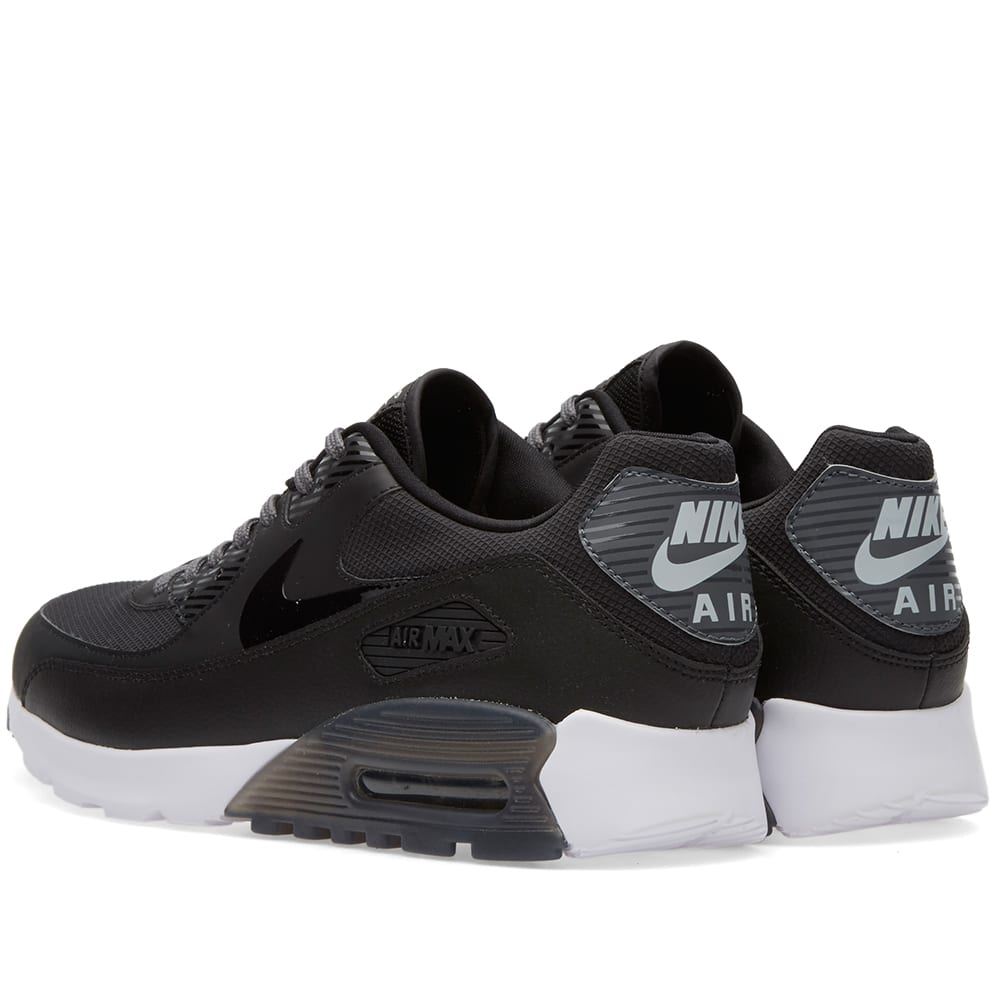 finest selection aa2a9 e18a7 Nike W Air Max 90 Ultra Essential Black   Pure Platinum   END.