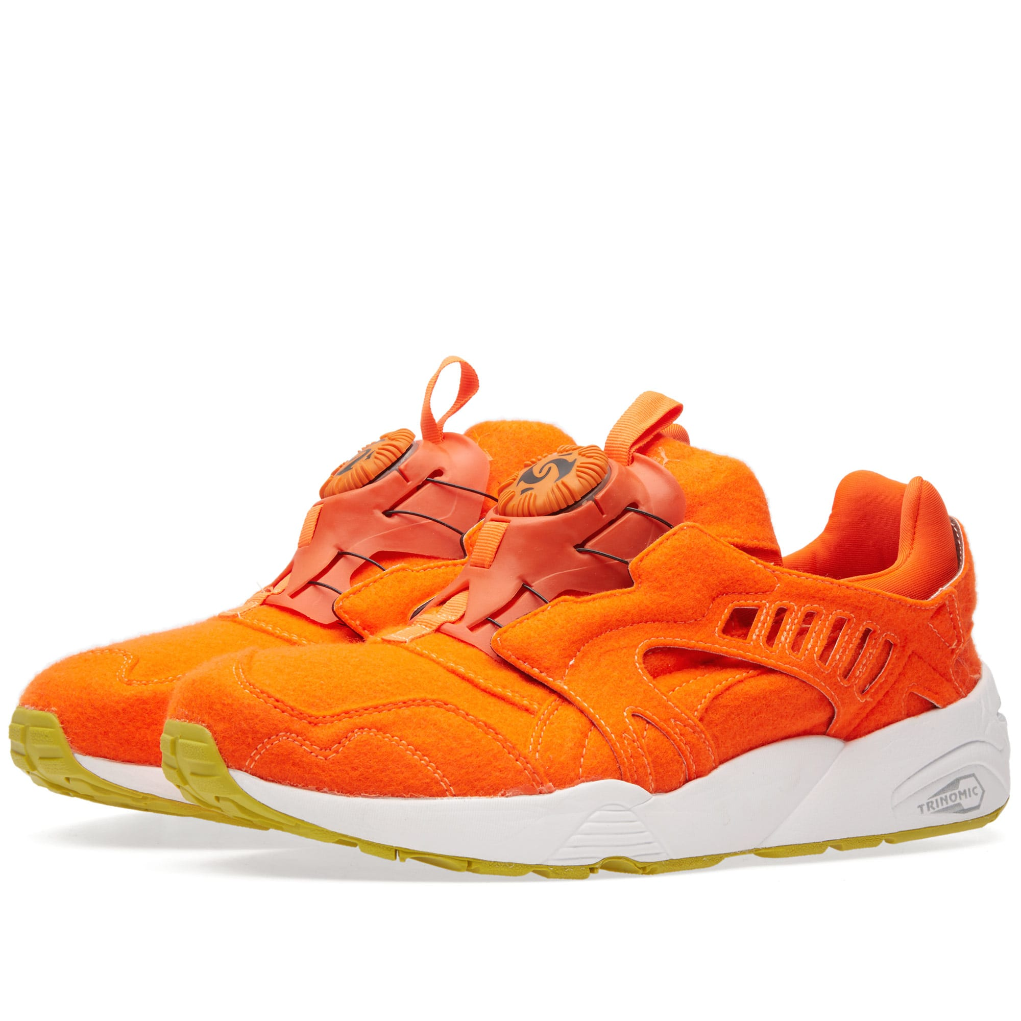 pretty nice c9080 a96ad Puma Disc Blaze Bright Orange   END.