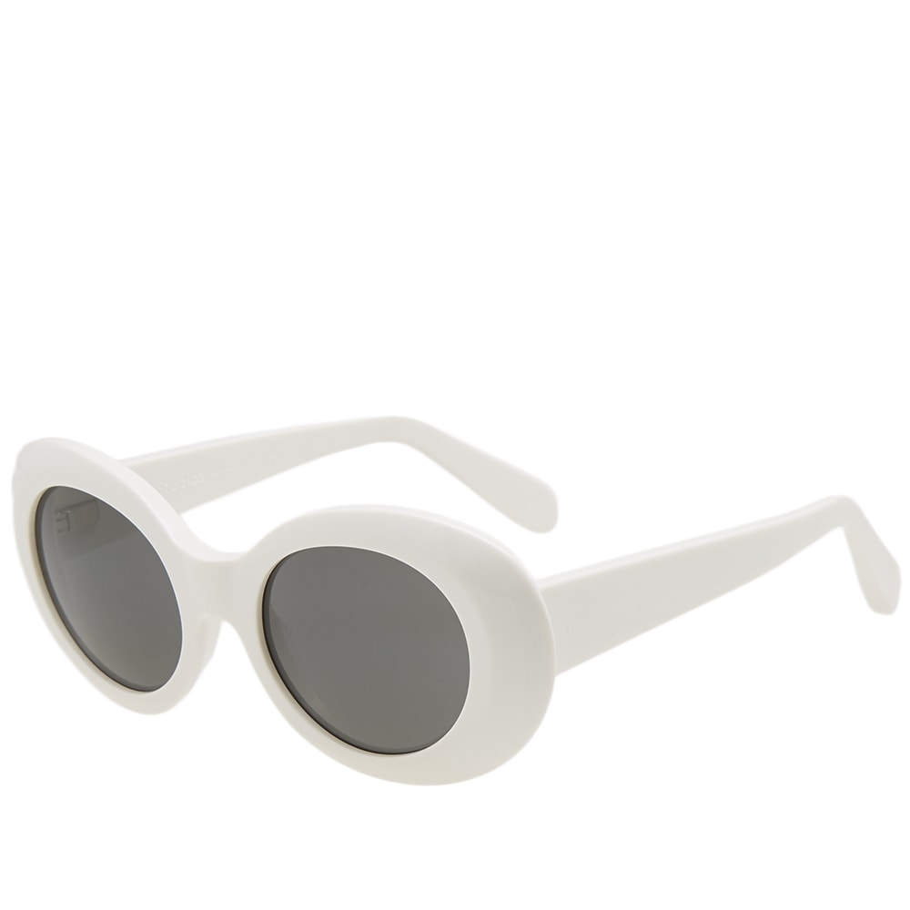 11f7d3e733330 Acne Studios Mustang Sunglasses Off White