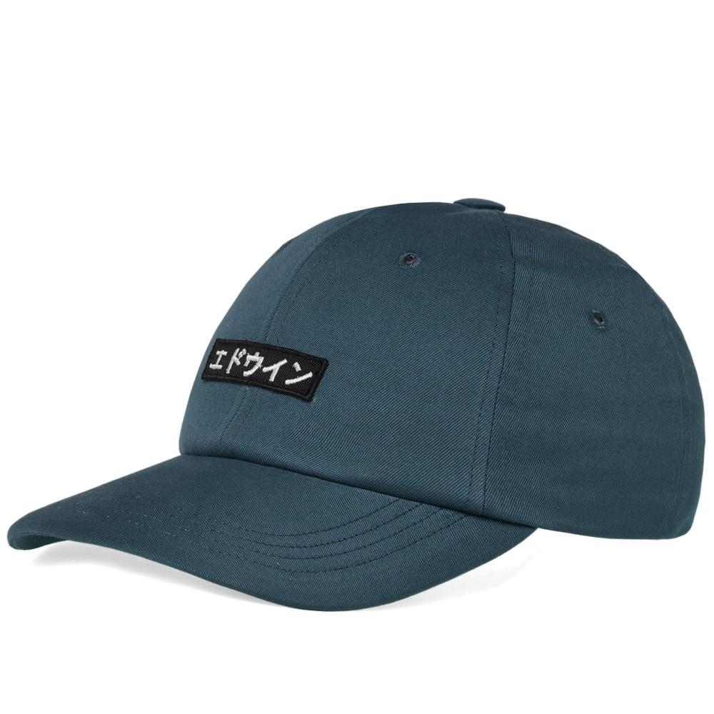 EDWIN 6 PANEL BALL CAP