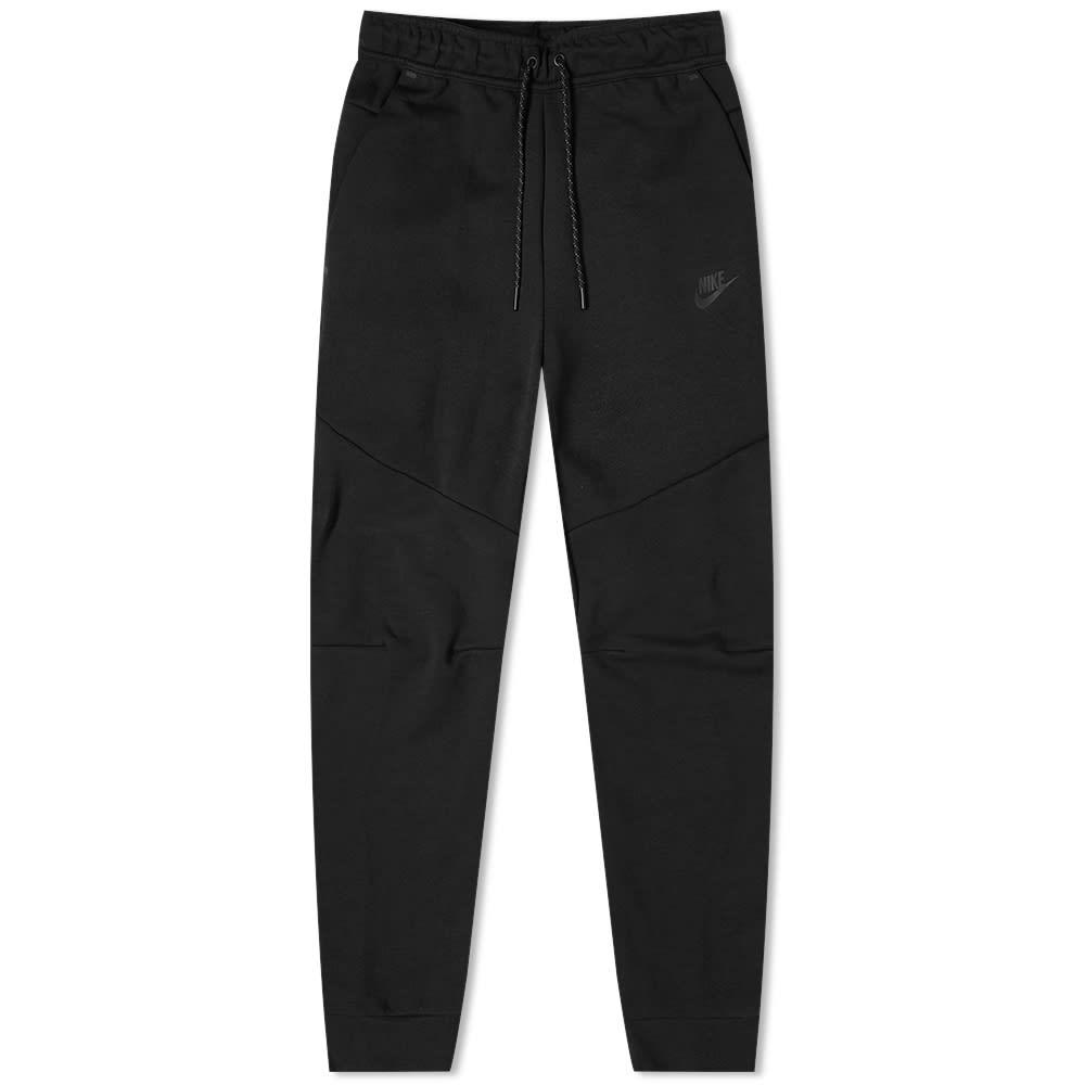 Nike Tech Fleece Jogger Black | END.