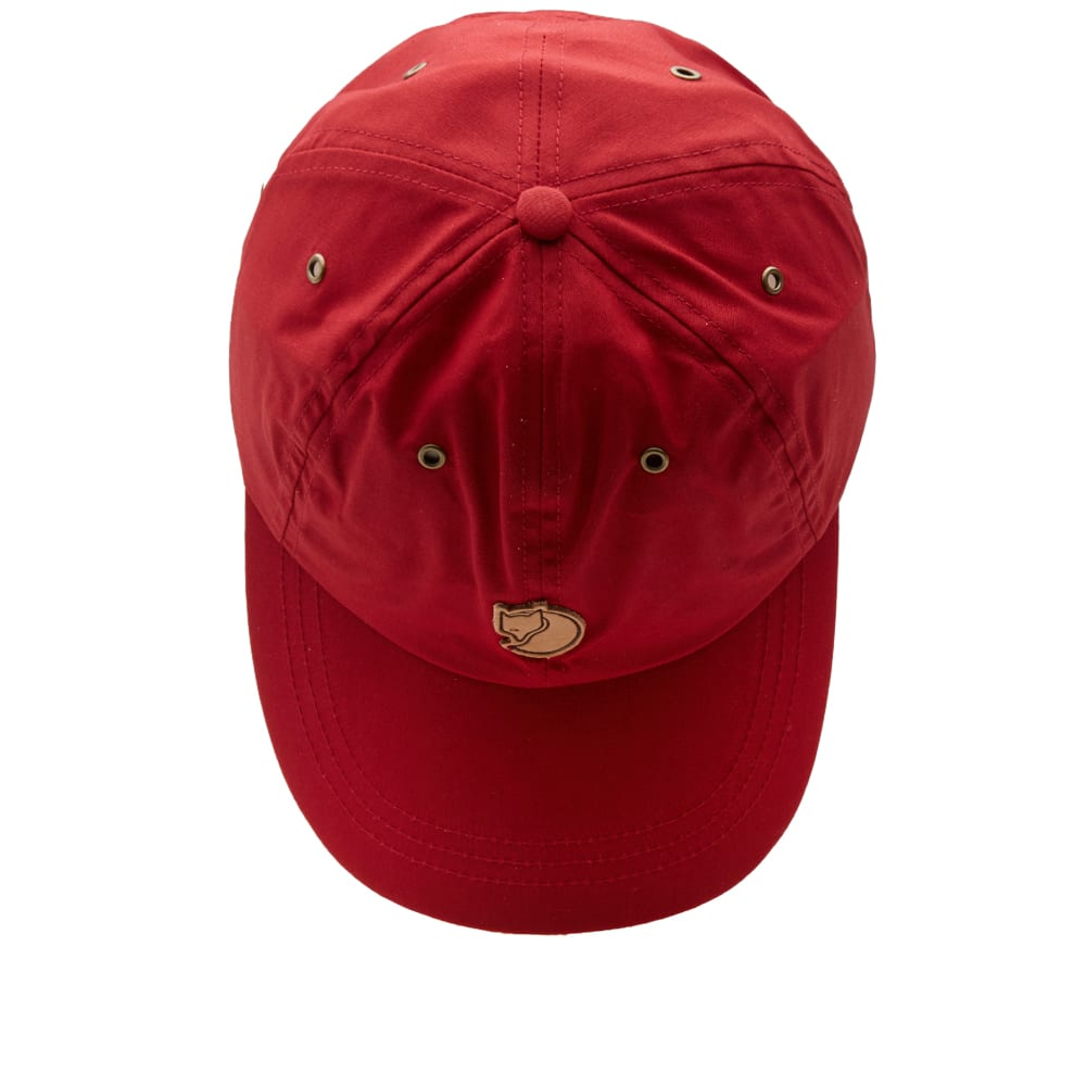 8d8b7529 Fjällräven Helags Cap Ox Red | END.