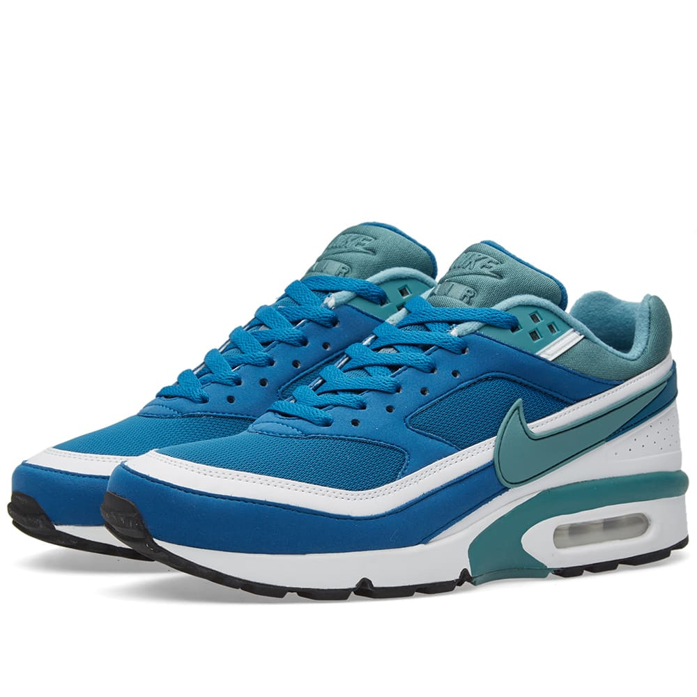 07a2e99b68 Nike Air Max BW OG. Marina, Grey Jade & White