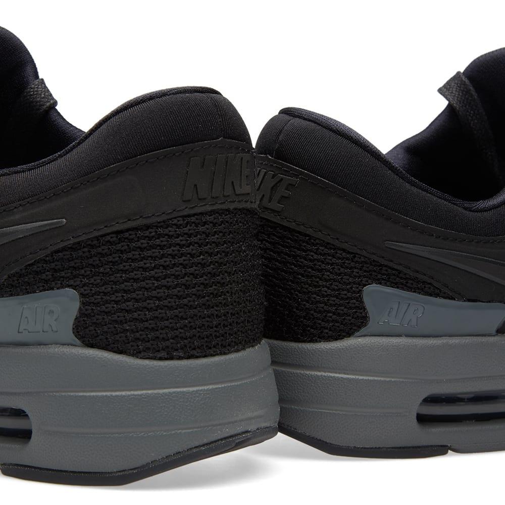 huge selection of f9413 d048b Nike Air Max Zero QS. Black   Dark Grey