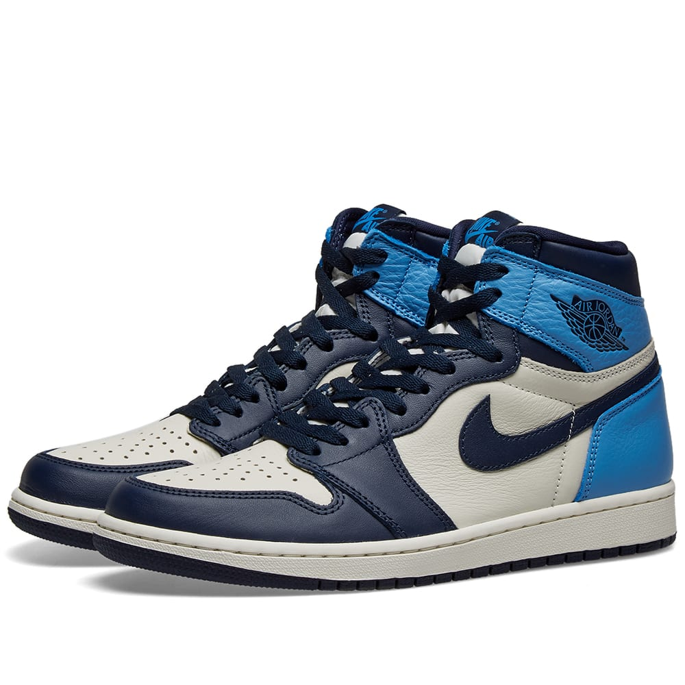 new concept 166b6 837b8 Air Jordan 1 Retro High OG