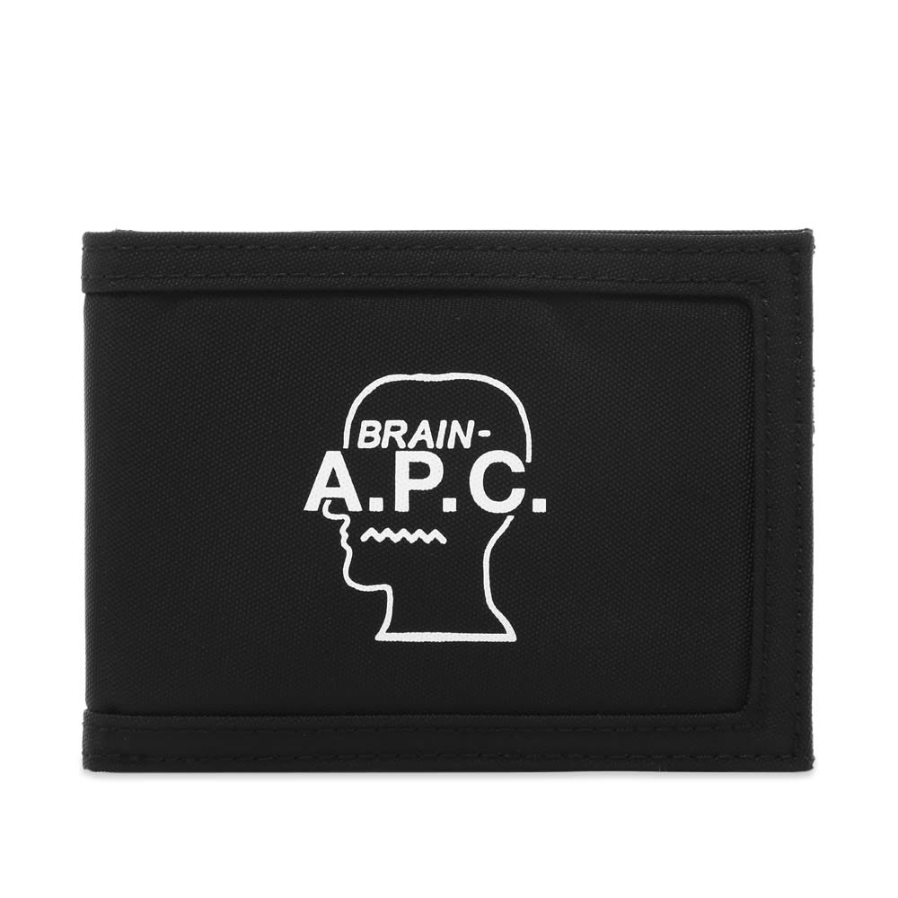 A.P.C. x Brain Dead Card Holder