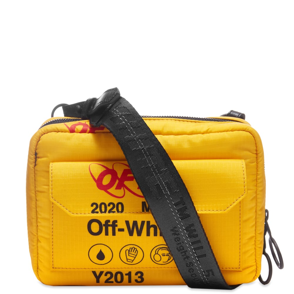 Off-White Industrial Cross Body Bag