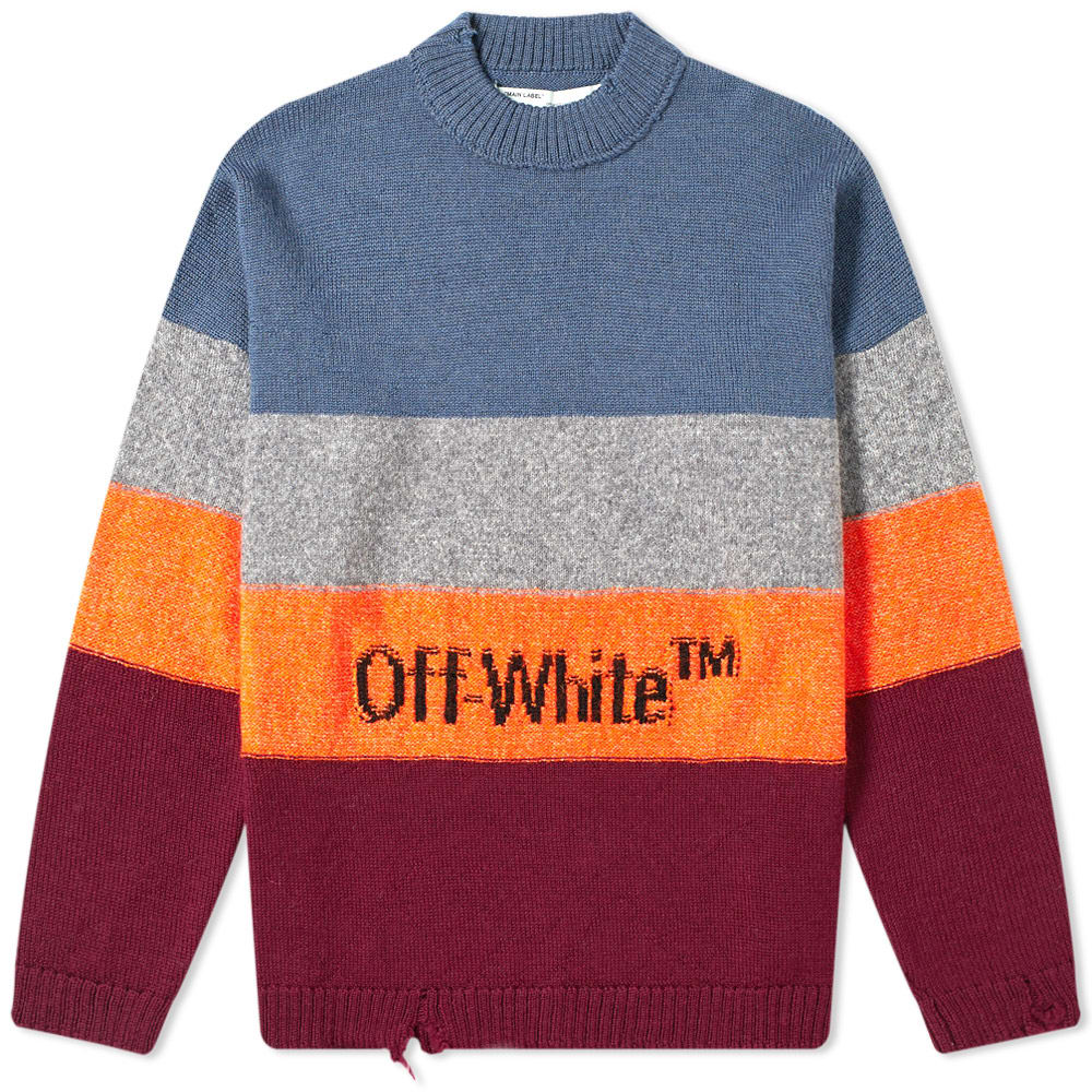 Off-White OW Knit Sweater