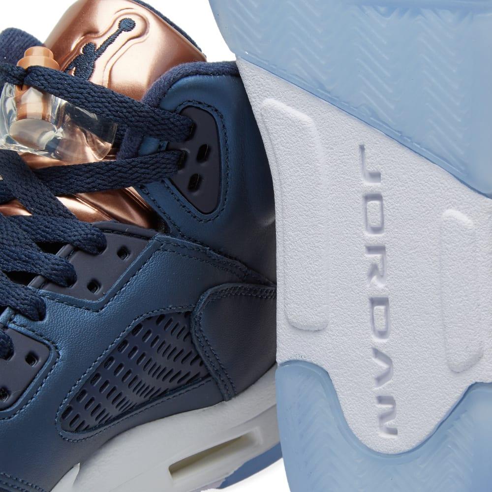 best sneakers 1e5ec ebf4a Nike Air Jordan 5 Retro GS