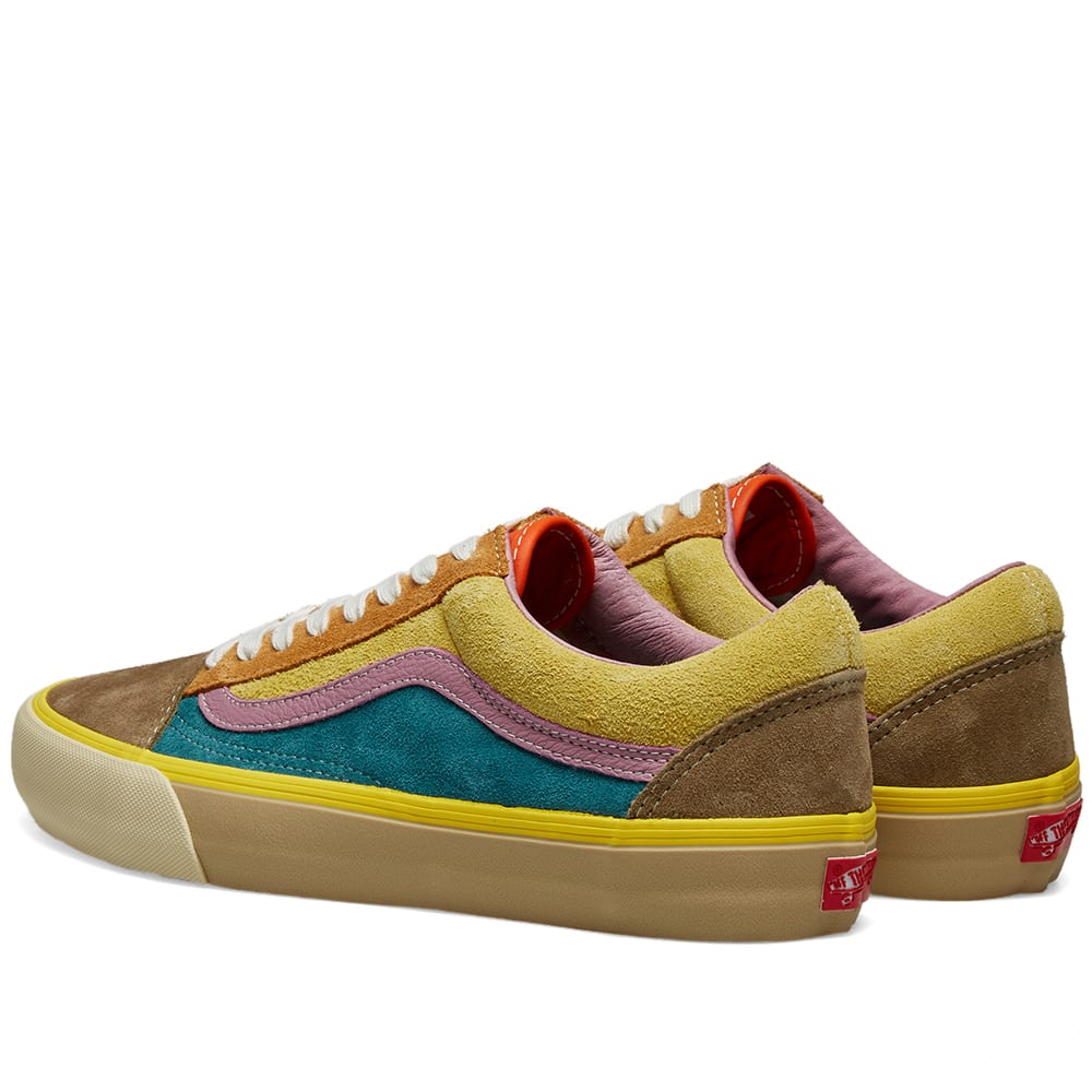 Vans UA Old Skool VLT LX (SuedeLeather) Multi