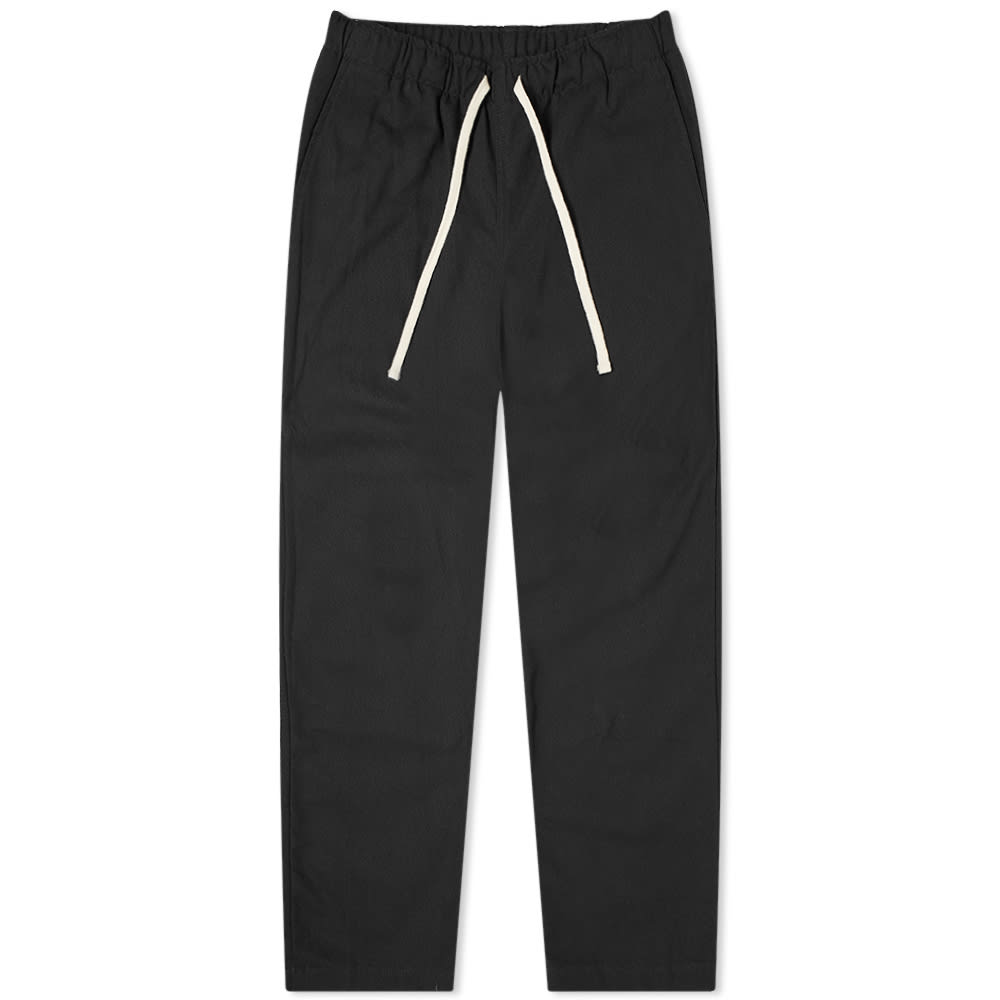 Battenwear Active Lazy Pant In Black