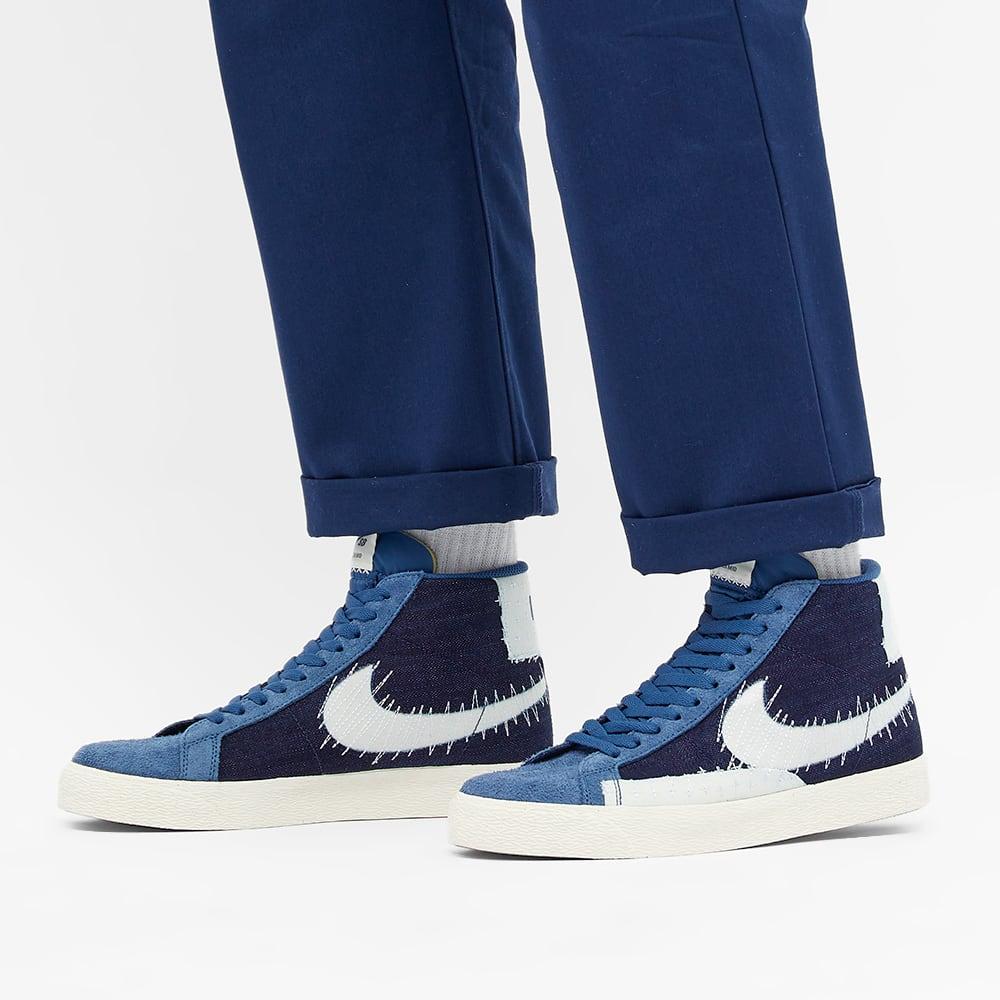 Nike SB Zoom Blazer Mid PRM Sashiko