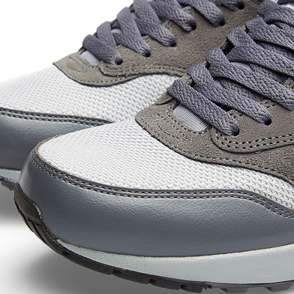 Air Max 1 Essential Dark Grey White
