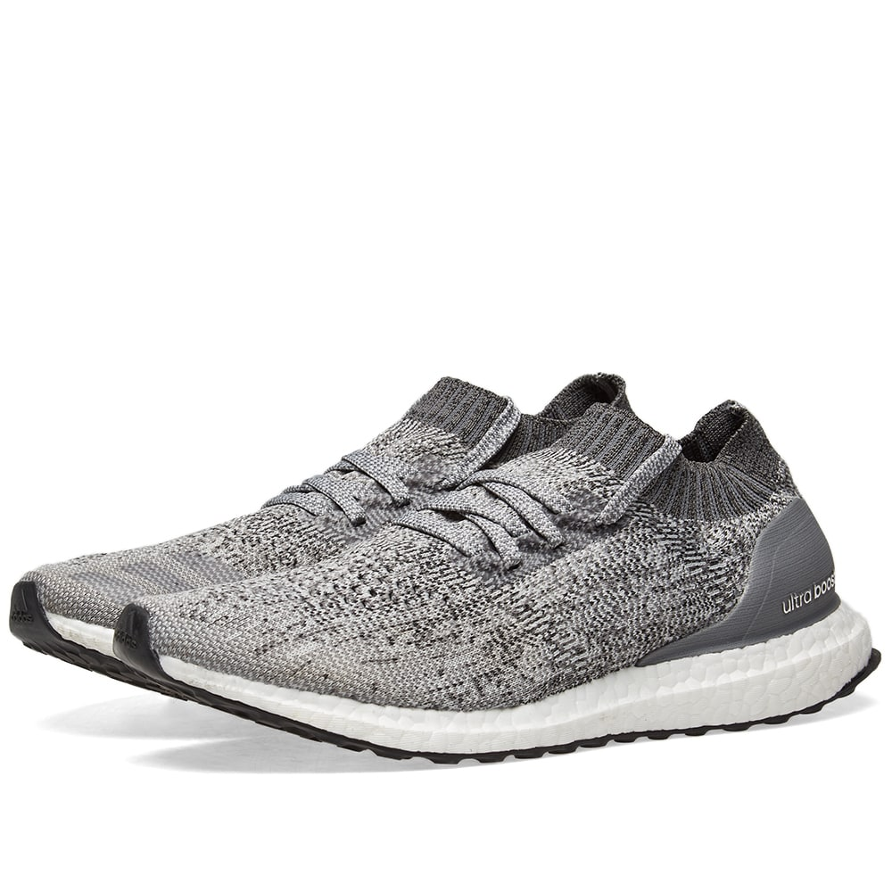 bebc14a5cdd78 Adidas Ultra Boost Uncaged Grey Two   Grey Four