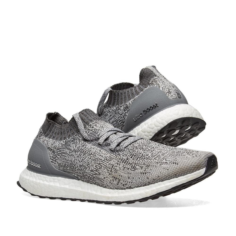 7b29382f9 Adidas Ultra Boost Uncaged Grey Two   Grey Four