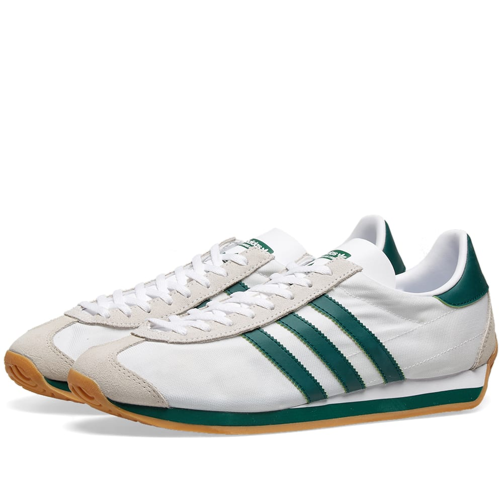 Adidas Originals Country Og Leather And