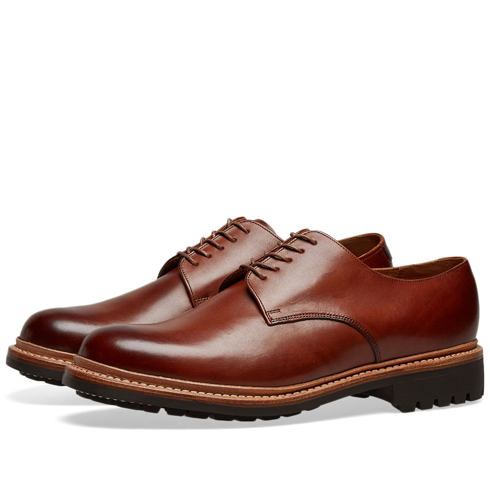 Grenson Shoes Grenson Curt Derby Shoe