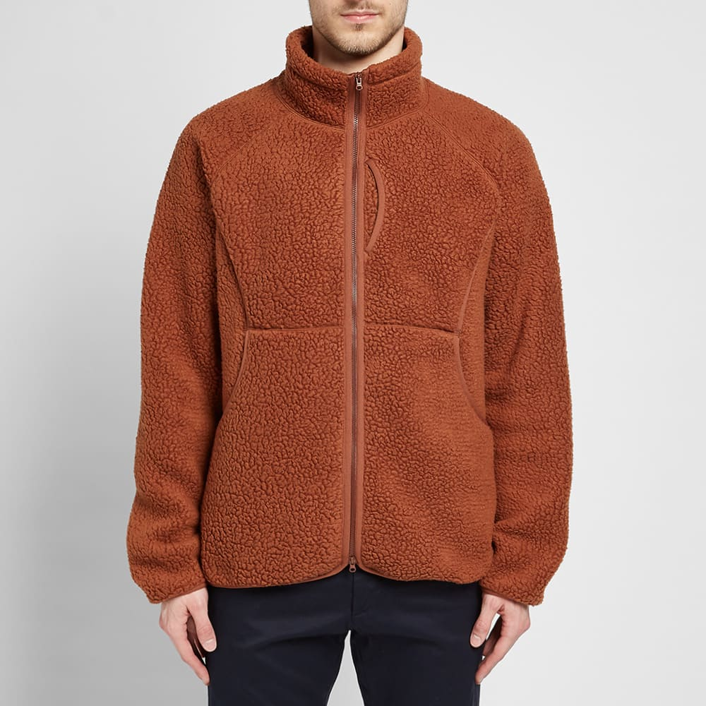 Snow Peak Classic Fleece Jacket