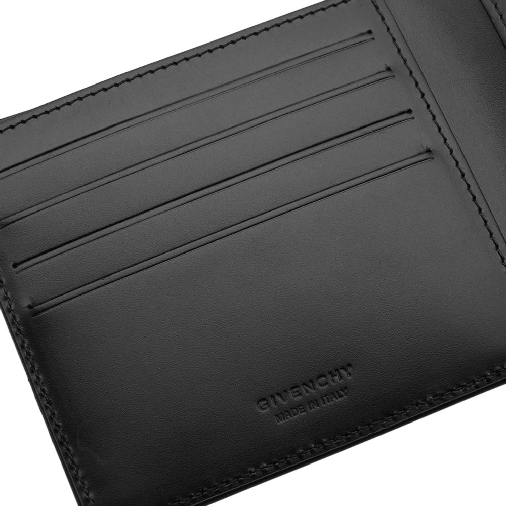 b2fae13255 Givenchy Stars Leather Billfold Wallet Black | END.