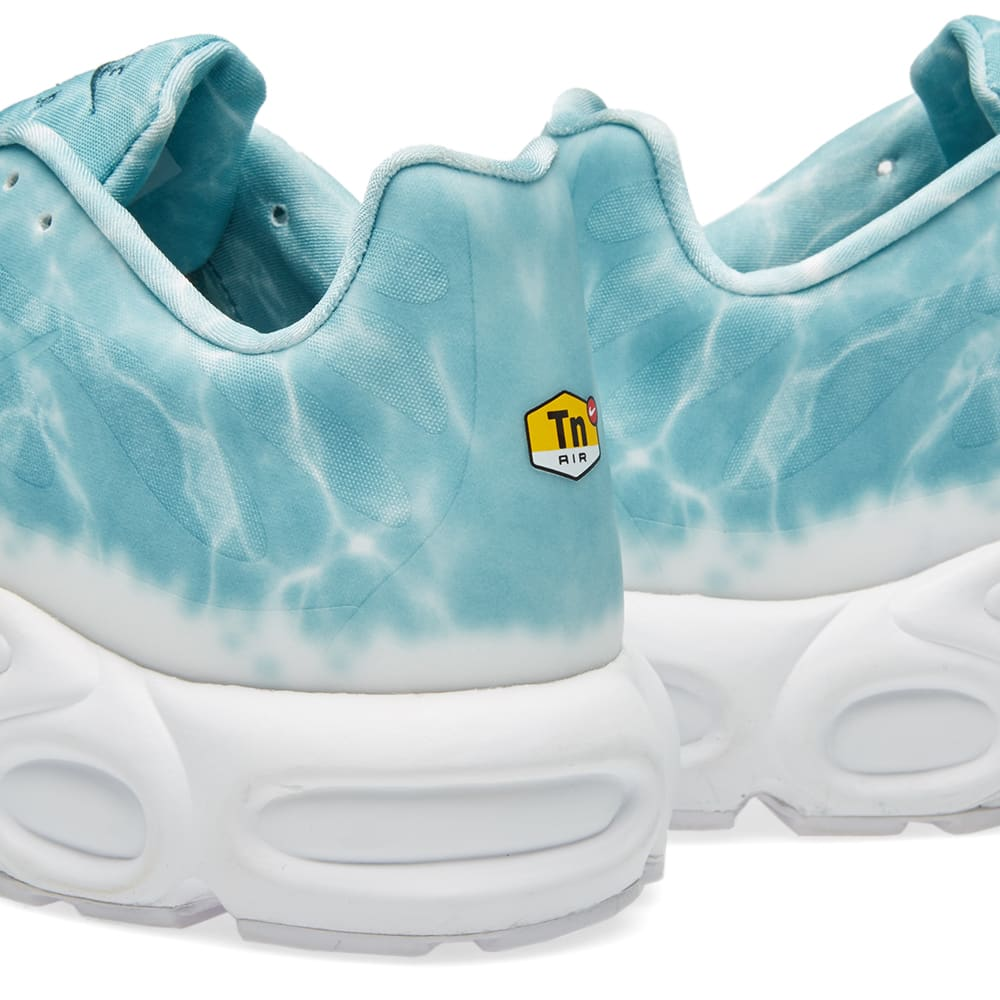 premium selection ba96a c12f0 Nike Air Max Plus GPX Premium SP Mineral Teal   White   END.