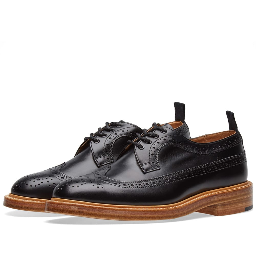 END. x Tricker's Richard Brogue