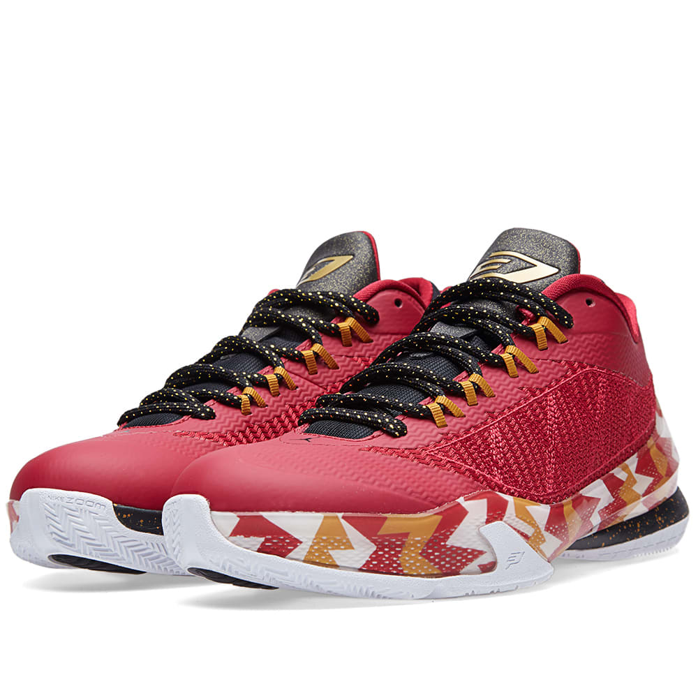 promo code c1875 d59b3 Nike Jordan CP3.VIII  Christmas  Cardinal Red, Bronze   Black   END.