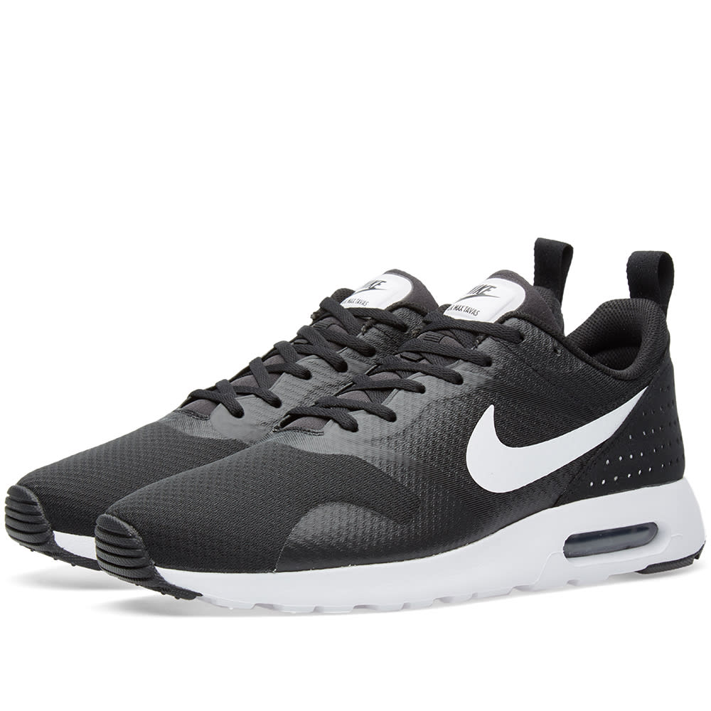 sports shoes c3c58 72a7f Nike Air Max Tavas Black   White   END.