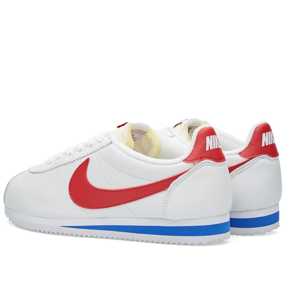Nike Classic Cortez Premium QS White