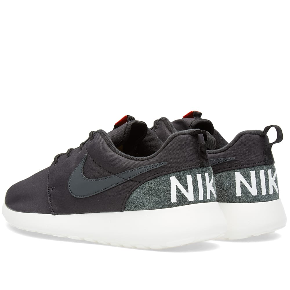 brand new f1e21 63dd5 Nike Roshe One Retro Black   Grey   END.