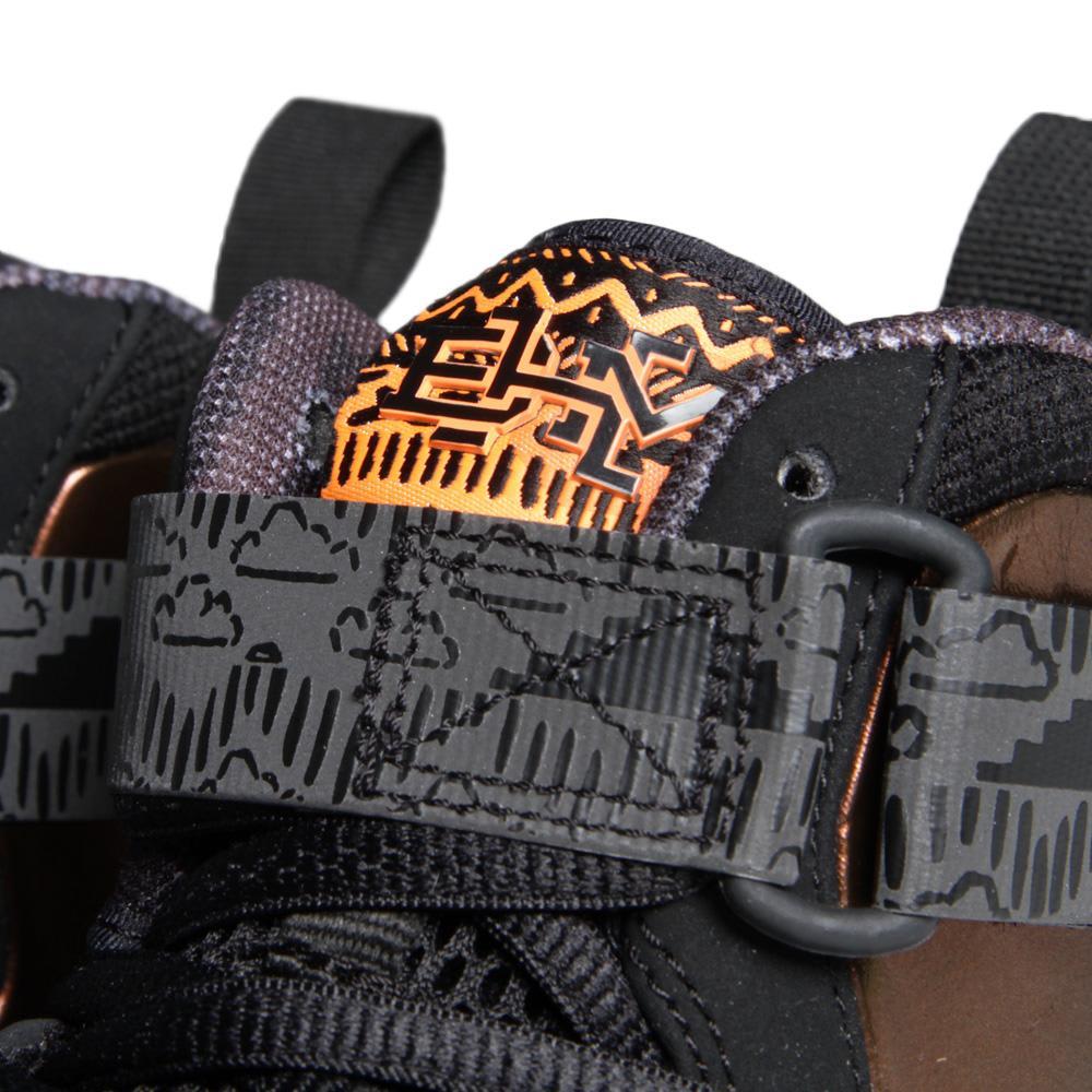 newest 2e983 83719 Nike Air Force 1 Foamposite Black History Month QS. Metallic Copper