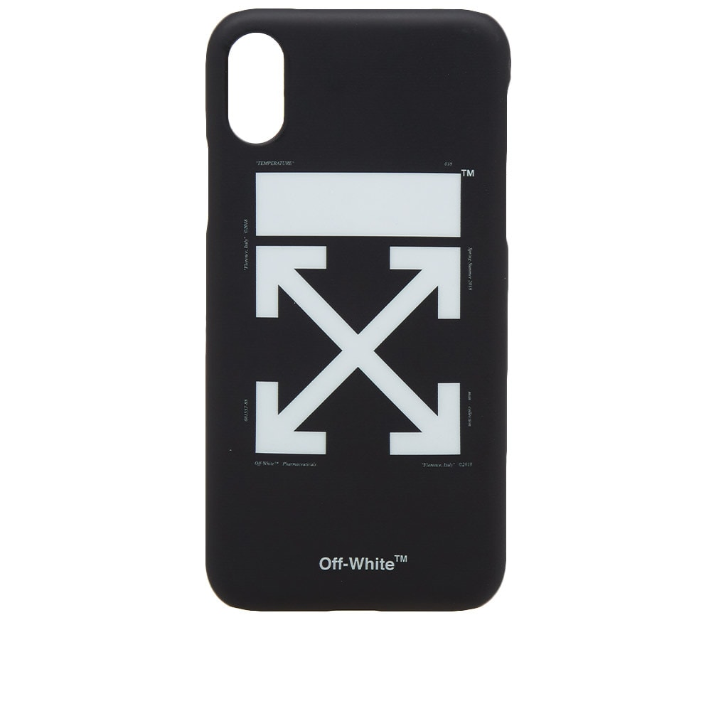outlet store 2bf61 83cb3 Off-White Arrows iPhone X Case
